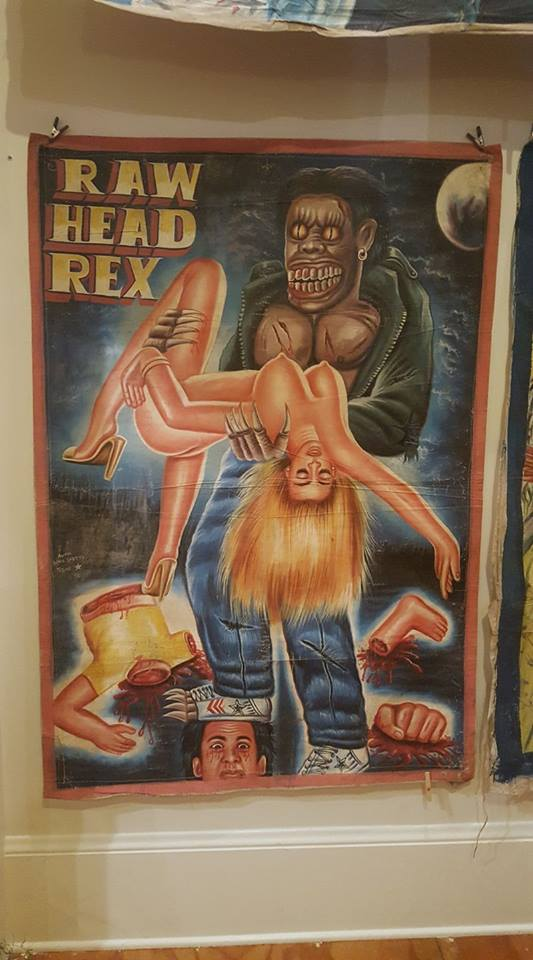 Bootleg Brilliance - Ghana Movie Posters