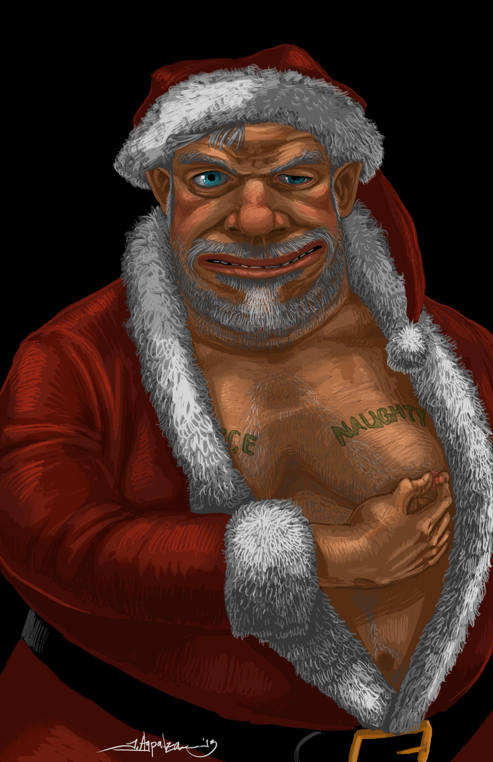 Holiday-Gift-Guide - Jim-Agpalza-Santa