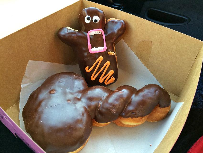 Assorted-Articles - Tea-House-Voodoo-Doughnuts