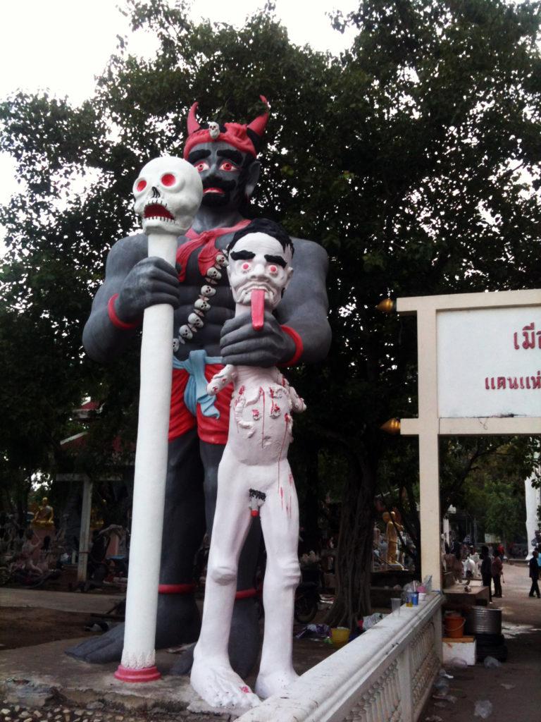 Tour-Through-Buddhist-Hell - Suphanburi-Hell-Temple-01