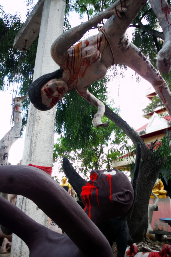 Tour-Through-Buddhist-Hell - Suphanburi-Hell-Temple-03