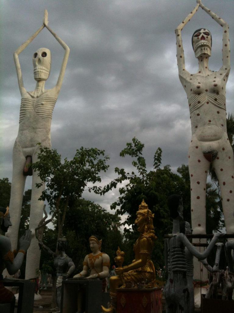 Tour-Through-Buddhist-Hell - Suphanburi-Hell-Temple-19