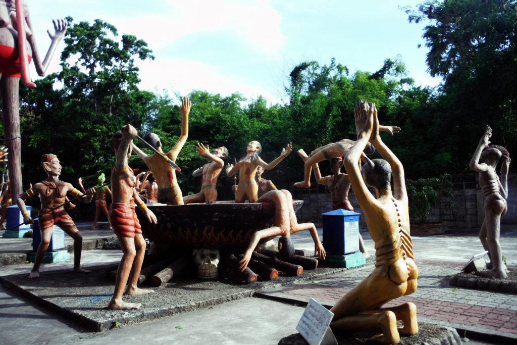 Wat-Saen-Suk-Hell-Garden - Wat-Saen-Suk-Hell-Garden-14