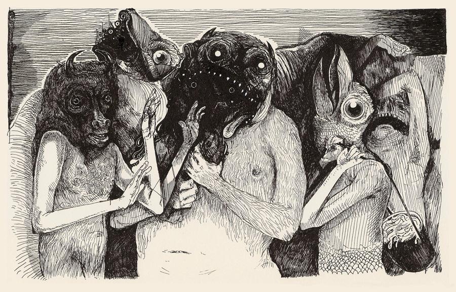 Visual-Art - Weird-Art-Month-Kristofer-Porter-04