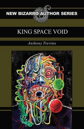 Book-Covers - Cover-Anthony-Trevino-King-Space-Void