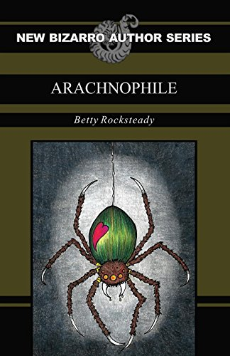 Book-Covers - Cover-Betty-Rocksteady-Arachnophile