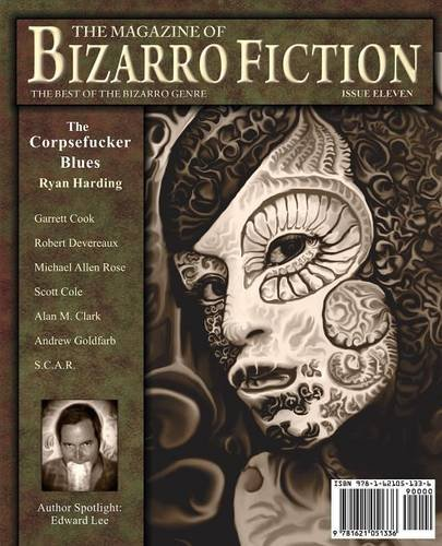 Book-Covers - Cover-Eraserhead-Press-Magazine-of-Bizarro-Fiction-No.11