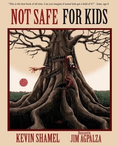 Book-Covers - Cover-Kevin-Shamel-Jim-Agpalza-Not-Safe-for-Kids