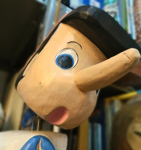 Flash-Fiction-Friday - FF-The-Version-of-Pinocchio-Where-Pinocchio-Has-a-Dick-for-a-Nose
