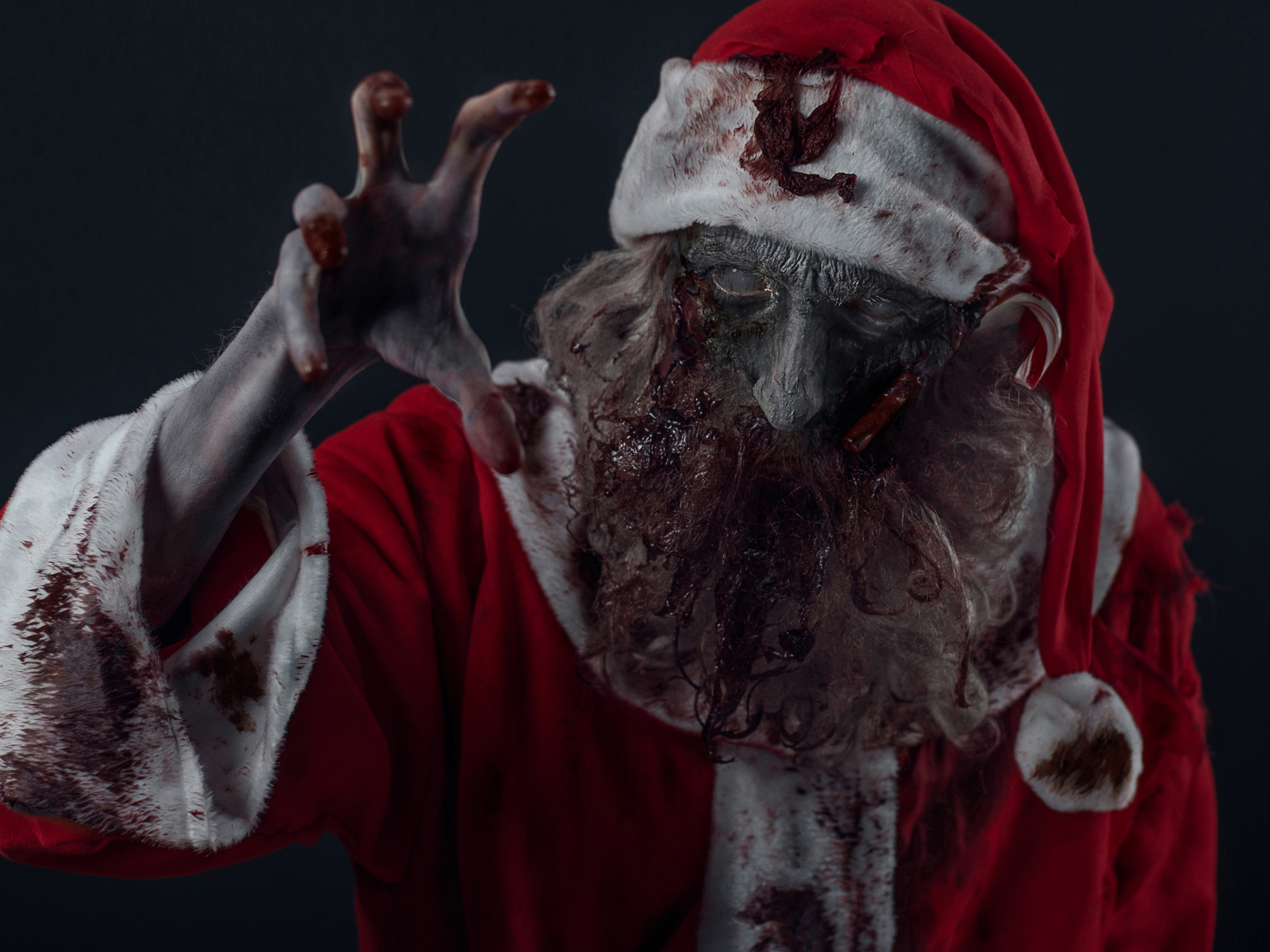 Flash-Fiction-Friday - FF-Xmas-Eve-of-the-Living-Dead